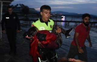 Bodrum'da mülteci teknesi battı! Ölü ve yaralılar...