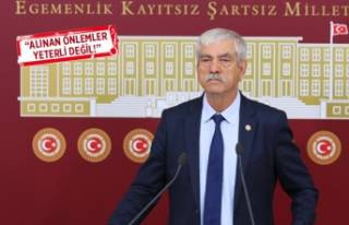 CHP'li Beko'dan İzmir'deki faciaya...