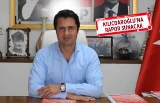 CHPli Yücel'den Ankara çıkarması!