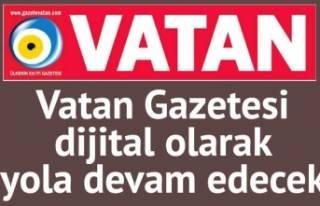 """Demirören Medya Grubu'ndan """"Vatan"""" açıklaması"""