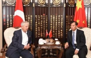 EBSO'dan Çin'e 'İzmir' daveti
