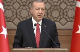 Erdoğan: Meydan soytarılara kalıyor