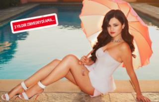 Instagram'ın kraliçesi Selena Gomez tahtını...
