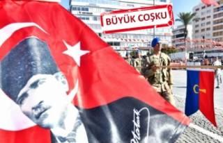 İzmir'de 'Cumhuriyet' heyecanı!