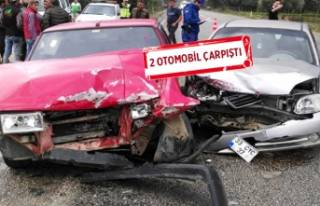 İzmir'de feci kaza: 7 yaralı!