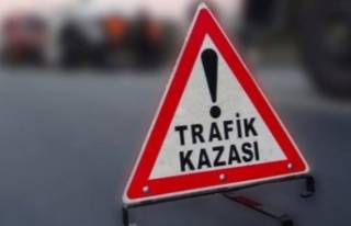 İzmir'de korkunç kaza! 1 ölü, 1 yaralı