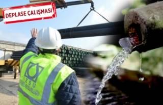 İzmir dikkat: O ilçelerde sular akmayacak!