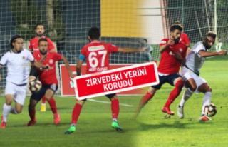 Menemen Belediyespor: 3 - Zonguldak Kömürspor: 1