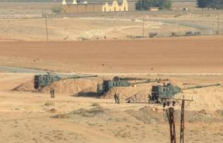 TSK'dan Fırat'ın doğusuna operasyon!
