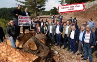 """""""Tüm İzmirliler bu alana sahip çıkmak zorunda"""""""