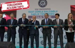 Yıldırım'dan CHP'li Başkan'a teşekkür