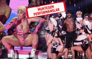 25. MTV EMA ödülleri sahiplerini buldu