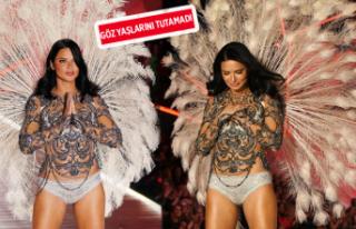 Adriana Lima, Victoria's Secret'ta son kez...