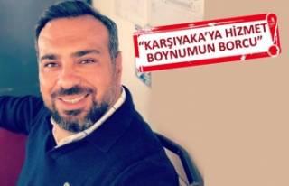Ahmet Uğur Baran, Karşıyaka için aday olacak mı?