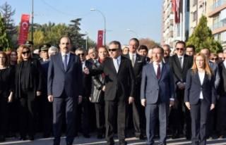 Atatürk anmasında 'Hepsini görevden alın'...