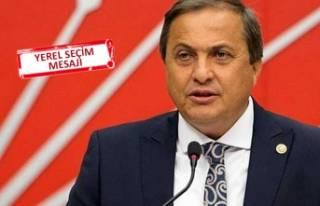 CHP'li Torun: İzmir, İstanbul ve Ankara üzerinde...