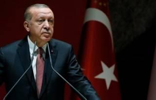 Erdoğan:Kral Selman'ın emir verdiğine bir...