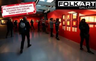 Folkart Gallery'de 'Ata'ya yoğun ilgi!