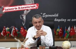 Gaziemir'de 2b arazileri kararı çıktı