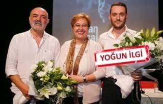 Konak'ta 'Yazarlar Yazarları Ağırlıyor'