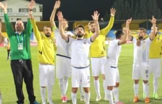 Menemen Belediyespor - Zonguldak Kömürspor: 2-0