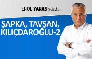 """""""Şapka, tavşan, Kılıçdaroğlu-2"""""""