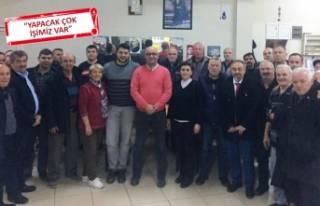 Çetinkaya'dan Bergamalılar Derneği çıkarması
