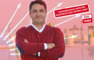 CHP'li Kaya: Güçlü bir belediye başkanı...