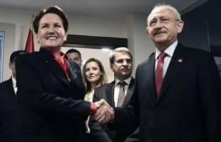 CHP, orayı İYİ Parti'ye bırakıyor