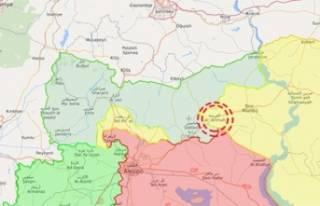 Esad rejimi güçleri Münbiç kırsalına girdi!