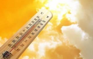 Hava sıcaklıkları artıyor!