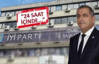 İYİ Parti İzmir'den flaş ittifak açıklaması:...