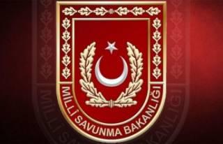 Milli Savunma Bakanlığı'ndan 'Arimah'...