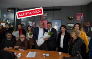 CHP'li Kırgöz seçim startını verdi