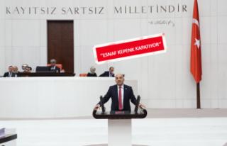 CHP'li Polat krizi Bakan Pekcan'a sordu