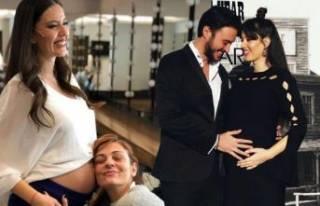 7 aylık hamile Pelin Akil'den itiraf: Sabun...