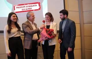 AK Partili Eroğlu: Konak'ın değerine değer...