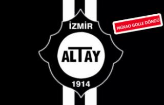 Altay ilkleri yaşadı