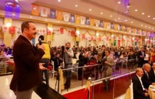 Aydın Şengül'den kentsel dönüşüm müjdesi