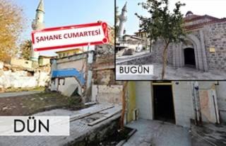 Büyükşehir'den Agora'da çifte açılış