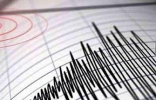 Çankırı'da yaşanan deprem, bölgede panik...