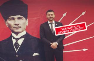 CHP'li Gürbüz: Foça'da temiz, yeni bir...