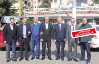'CHP'nin başarısı için omuz omuza'