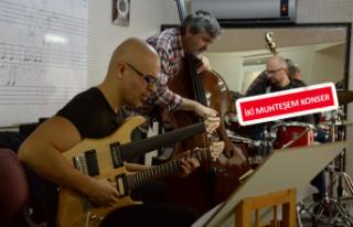 Dünya müziğinin usta isimleri Bergama'da buluştu