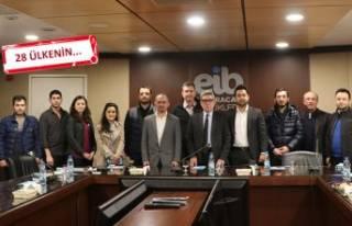 Dünya'nın çeliği Türkiye'de test ediliyor