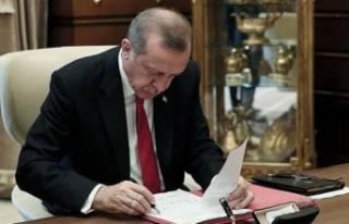 Erdoğan imzaladı! Yeni dönem başlıyor