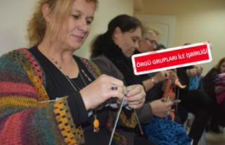 Gaziemir'den çocuklara sıcak yardım