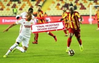 Göztepe, Ziraat Türkiye Kupası'nda da moral...