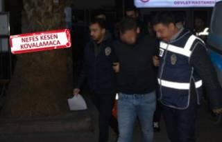 İzmir'de 'Saddam' yakalandı!
