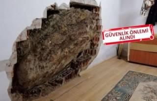 İzmir'de şoke eden olay: Büyük bir gürültüyle...